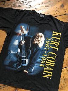 Vintage Nirvana Kurt Cobain T-shirt.mediu