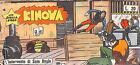 [166] KINOWA ed. Dardo 1958 I s. n. 6 stato Buono