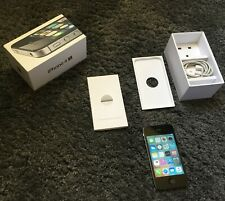 Apple iPhone 4s - 8GB - Black (Vodafone) A1387 (CDMA + GSM) - excellent boxed