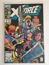 X-Force #22 May 1993 Ordnance Weighed In Blood Slug go The Final Gift