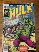 Marvel Comics The Incredible Hulk #212, 1977 1st Appearance The Constrictor