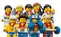 LEGO Team GB Minifigures Olympic Games - London 2012 - 8909 - Pick  Your Own