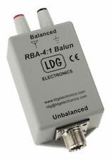 LDG RBA-4:1 Voltage Balun for Ladder Line and Random Wire Antennas, Handles 200W