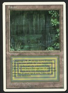 ***1x Italian Bayou*** MTG Revised -Kid Icarus-