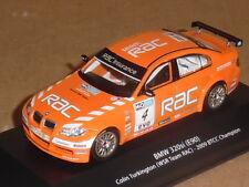 BTCC CHAMPION CARS.BMW 320si (E90) COLIN TURKINGTON WSR TEAM RAC 2009 MAG HR08