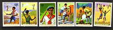 Republic of Guinee 1974 Scouting set