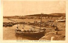 PALMA( Majorca) : Un rincon del puerto-CENTRO DEL TURISMO