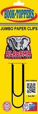 Alabama Crimson Tide Mascot Logo on a Jumbo Paper Clip