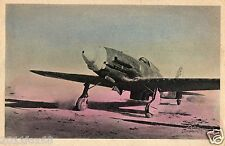 cartoline aviazione militare macchi 202 rilievografia italy aviation postcards