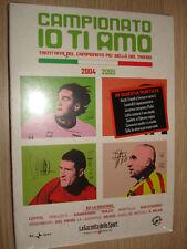 DVD N°27 CAMPIONATO IO TI AMO 2004/ 2005 JUVENTUS JUVE CAMPIONE D´ITALIA