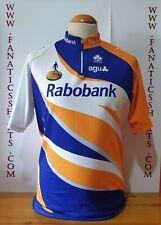 Maillot Ciclismo Rabobank Colnago 2002 Agu Maglia Cycling