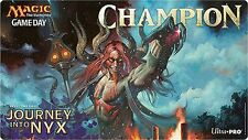 Game Day Promo Play Mat: Journay into Nyx, New! MTG MAGIC Playmat