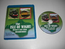THE ISLE OF WIGHT - Driver's Eye View Blu-Ray DVD Jonathan Kydd