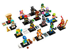 71025 LEGO® Minifiguren Serie 19 Komplett Collection 16 Figuren