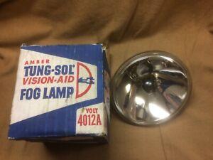 "1950's,1960's,1970's  Ford,Lincoln,Mercury,GM NOS GE 12V spotlight bulb, 5.6"""