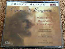 ALFANO CYRANO DE BERGERAC MAURIZIO ARENA 2 CD-SET