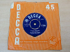 "The Rolling Stones/It's All Over Now/1964 Decca 7"" Single"