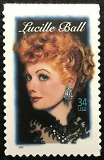 2001 Scott #3523 34¢ - LUCILLE BALL - HOLLYWOOD LEGEND - Single Stamp - Mint NH
