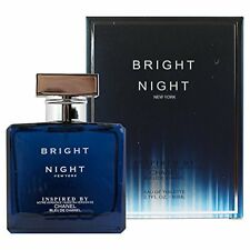 Inspired By Bleu De Chanel/ Bright Night 2.7 Fl. Oz./80 Ml - Eau De Toilette Men