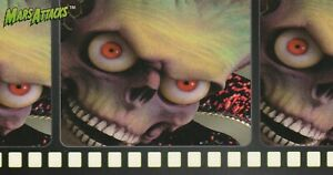 1996 Topps Mars Attacks Widevision Green Version Promo Card