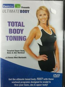 Ultimate Body: Total Body Toning - DVD