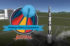 KERBAL SPACE PROGRAM MAKING HISTORY expansion STEAM key