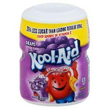 Kool Aid Grape Drink Mix 19 oz