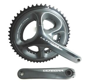 Shimano Ultegra FC-6800 Mid-Compact Road 11-Speed Crankset 52-36t 170 mm NEW