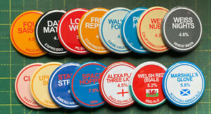 'Beer Badges' for the PINTER by Button Zombie