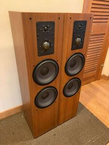 Vintage ADS L1290/2 Stereo Tower Speakers