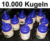 10.000 Softair Kugeln Airsoft Munition Softairpistole 6mm Gotcha 10x 1.000