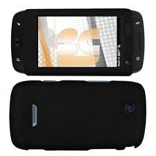 Hard Rubberized Case for Samsung Sidekick 4G - Black