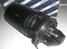 original  Bosch Anlasser 12V, 1,8 kw, 9Z, EJD1,8/12R42, 0001354091, 0986017310,