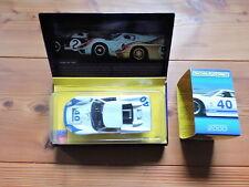 Carrera 132 Rennbahn- & Slotcars von Ford Modellbau