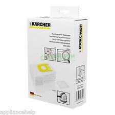 KARCHER VC6300 Vacuum Cleaner BAGS Genuine 69043290
