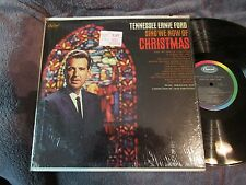 Tennessee Ernie Ford, Sing We Now Of Christmas