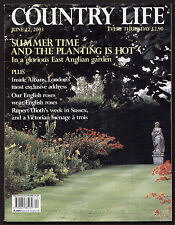 Country Life Jun 2003 ALBANY PICCADILLY JOSEPH PAXTON PARKS OLD VICARAGE ESSEX