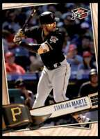 2019 TOPPS OF THE CLASS STARLING MARTE PITTSBURGH PIRATES #TC-72