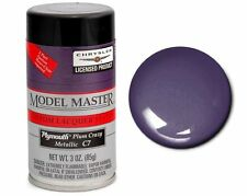 Testors Model Master Plymouth Plum Crazy Purple Spray Paint Can 3 oz. 28121