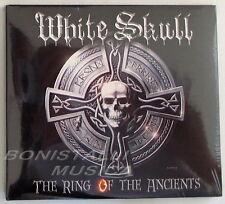 WHITE SKULL - THE RING OF THE ANCIENTS - CD Sigillato Bonus Track