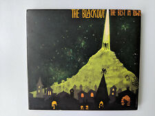 The Blackout - The Best In Town - cd - Foldout Digipak - 2009 Epitaph Europe