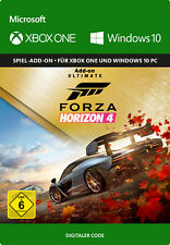 [VPN Aktiv] Forza Horizon 4 Ultimate Add On - Xbox One/Win 10 PC Download Code