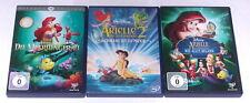 DVD: Sammlung DISNEY´S ARIELLE 1-3 (1 + 2 + 3) / Komplett Deutsch