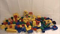 Lego Duplo Vintage Bricks Toy Parts Pieces Job Lot Bundle kids Toys set