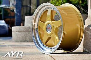 "18"" GPL 04 Alloy Wheels Fits BMW 1 + 3 Series E36 E46 E90 E91 E92 Z3 Z4 WR"