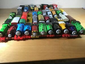 Trackmaster Trains Tomy Thomas the Tank Engine Battery Operated Trains Working