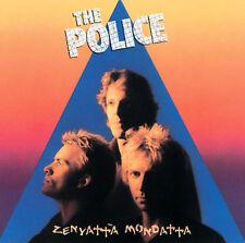 THE POLICE - ZENYATTA MONDATTA [REMASTER] NEW CD