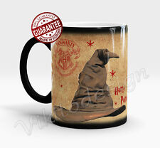 Harry Potter Gryffindor Magic Hogwarts Students Color Changing mug unique gifts
