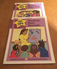 101 Tips For Preschool Teachers Developing Motor Skills & Teaching Basic Concept