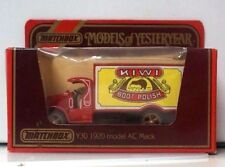 Matchbox Yesteryear Y30 1920 Model AC Mack Kiwi Boot Polish